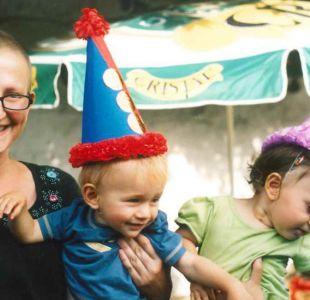 La dura lucha contra el cáncer de mamas de Paula Sáenz a tres meses de tener mellizos