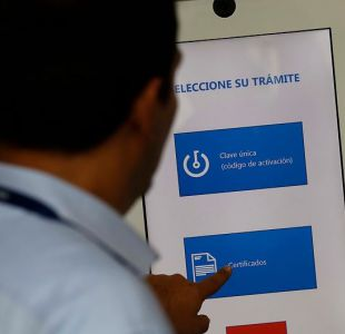 Los 70 puntos en que el Registro Civil permitirá hacer trámites automáticos