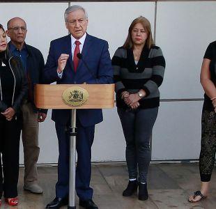 Magistrados venezolanos con asilo político tendrán residencia por dos años en Chile