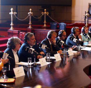 Debate presidencial Archi: los momentos que tensionaron el encuentro