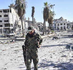 Raqa se prepara para volver a manos civiles tras expulsar al Estado Islámico