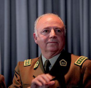 Fraude en Carabineros: Formalizarán por primera vez a ex general director