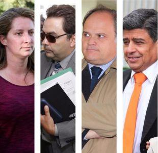 ¿Quiénes son todos los acusados por la Fiscalía en la arista principal del Caso Caval?