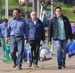 """Fiscalía evaluará medida cautelar para los involucrados de la """"Operación Huracán""""."""