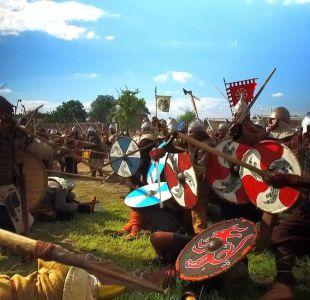 Terapia vikinga: Si no fuera por eso, probablemente me habría ido a luchar a Medio Oriente