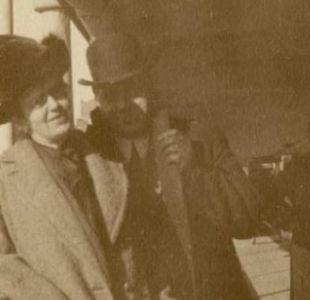Quién escribió y qué dice la única carta con membrete que sobrevivió el hundimiento del Titanic