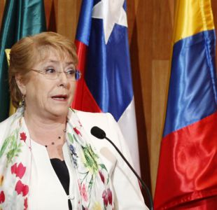 """Bachelet: """"Necesitamos que todos voten para expresar lo que crean que es importante"""""""