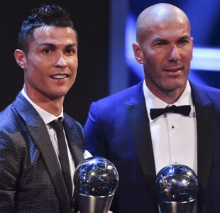 Cristiano Ronaldo brilla y el Real Madrid arrasa en los premios The Best de la FIFA