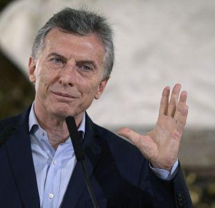 Macri: Gobierno seguirá apoyando a la Justicia para que se sepa la verdad en caso Maldonado