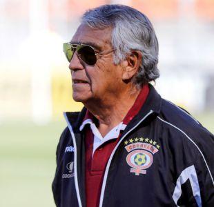 José Sulantay echa pie atrás en su renuncia a Cobreloa y seguirá hasta fin de año