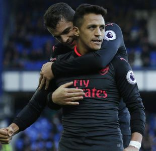 """[VIDEO] Alexis """"on fire"""": El tocopillano renace en Inglaterra junto al Arsenal"""