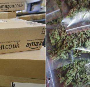 Encargan contenedores plásticos por Amazon.... y los reciben con 30 kilos de marihuana