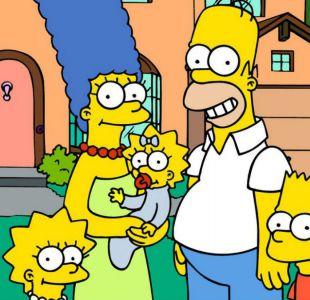 """""""Los Simpson"""" no paran de encantar con sus sorpresas"""