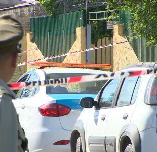 [VIDEO] Niña murió aplastada por portón en colegio de San Bernardo