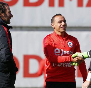 """[VIDEO] Marcelo Díaz no le guarda rencor a Pizzi y apuesta por su retorno a """"La Roja"""""""