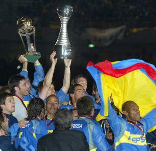 """FIFA aprueba que ganadores de Intercontinental sean """"campeones mundiales"""""""