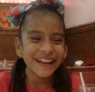 Rosa María: la niña indocumentada puesta en custodia por la Patrulla Migratoria de Estados Unidos