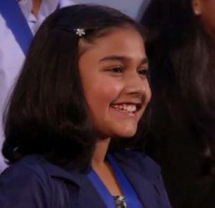 La niña genio que sorprende a Estados Unidos