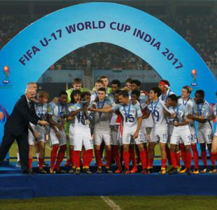 Inglaterra gana su primer Mundial Sub 17 tras remontada ante España