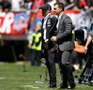 Guede acusa que Polic lo amenazó y que pidió expulsiones de jugadores de Colo Colo