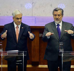 Cadem: Piñera aventaja por ocho puntos a Guillier en Segunda Vuelta