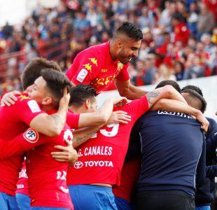 [VIDEO] Goles Fecha 11: Unión Española vence a Iquique en el Santa Laura