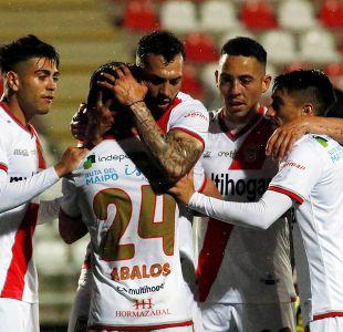 [VIDEO] Goles Fecha 11: Curicó vence por la mínima a San Luis en La Granja
