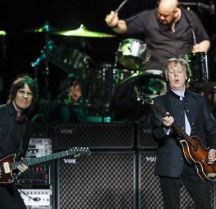 """Paul McCartney anima a mexicanos tras sismos: """"¡Fuerza México!"""""""