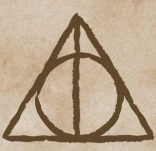 La revelación de JK Rowling sobre el símbolo que aparece en una película de Harry Potter