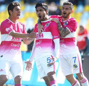 Everton derrota a Universidad de Concepción y sigue en la pelea por el título