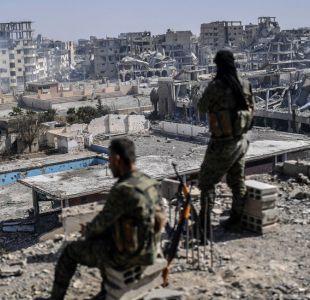 La amenaza del regreso de combatientes extranjeros del Estado Islámico que escapan de Siria e Irak
