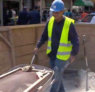 [VIDEO] Encuesta revela que los chilenos valoramos el empleo