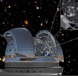 Mosaic, el instrumento que ayuda a entender cómo era el universo hace 12 mil millones de años