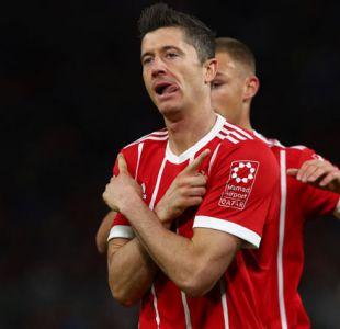 Bayern Munich no podrá contar con Lewandowski ante Celtic por la Champions League