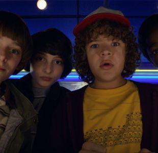 """Stranger things"" ya acumula 2 temporadas en Netflix"