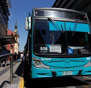 Ministra de Transportes: licitación del Transantiago avanzará rápido y de acuerdo al calendario