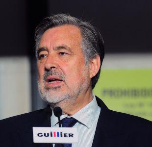 """Guillier pide autocrítica a Piñera: """"Que le diga a los chilenos que no lo hizo tan bien"""""""