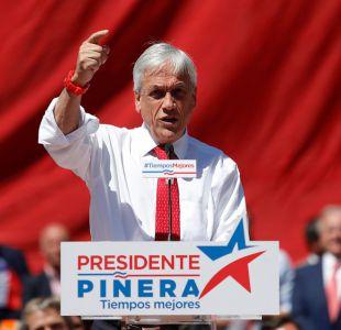 Piñera llama a candidatos a realizar debate Anatel sin descalificaciones
