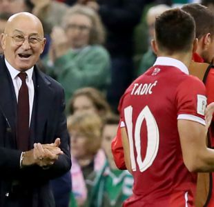 Serbia despide al técnico que los clasificó nuevamente a un Mundial tras 8 años