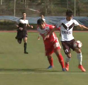 [VIDEO] Goles Primera B fecha 13: Valdivia derrota a Santiago Morning en La Pintana