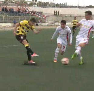 [VIDEO] Goles Primera B fecha 13: Copiapó se impone ante Coquimbo en La Caldera