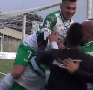 [VIDEO] Goles Primera B fecha 13: Puerto Montt vence a Cobresal en el Chinquihue con gol de Abreu