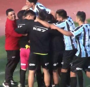 [VIDEO] Goles Primera B fecha 13: San Felipe vence a La Serena en La Portada