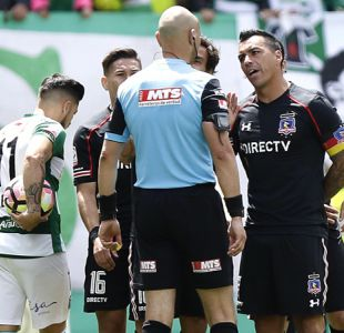 [VIDEO] Colo Colo arriesga duros castigos tras lapidario informe del árbitro