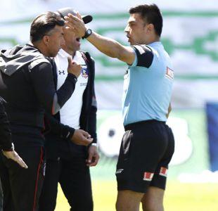 [VIDEO] Colo Colo contraataca: Acusa persecución y pide sanción ejemplar a Polic