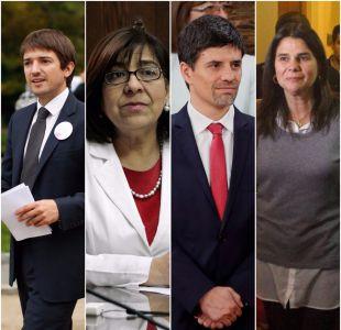Los ex funcionarios de gobierno que pelean un espacio en el Congreso