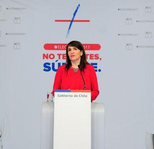 Gobierno y ofensiva de ministros contra programa de Piñera: Es hablarle con la verdad al país