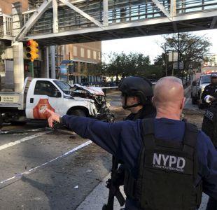 Autor de atentado de Nueva York dice estar satisfecho y Trump exige pena de muerte