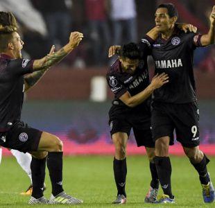 Lanús elimina a River Plate y clasifica por primera vez a la final de la Copa Libertadores