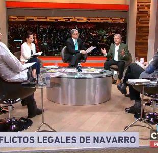 Las definiciones de Alejandro Navarro acerca de la corrupción en la política